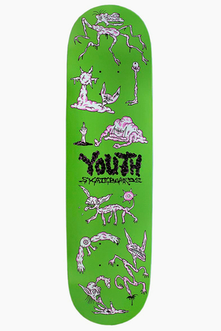 Blat Youth X Doodles