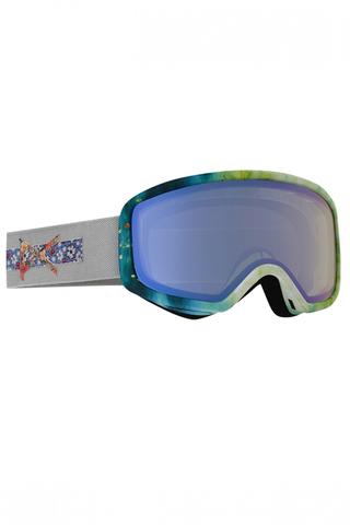 Gogle Snowboardowe Damskie Anon Deringer