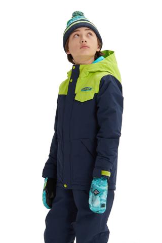Kurtka Snowboardowa Dziecięca Burton Dugout
