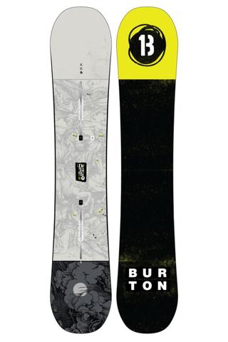 Deska Snowboardowa Burton Descendant 158