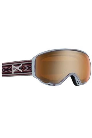 Gogle Snowboardowe Damskie Anon WM1 MFI