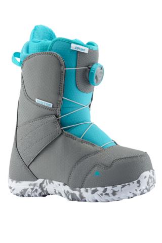 Buty Snowboardowe Dziecięce Burton Zipline Boa