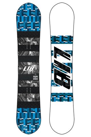 Deska Snowboardowa Lib Tech Skate Banana 154
