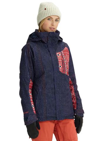 Kurtka Snowboardowa Damska Burton [ak]® GORE-TEX 2L Embark