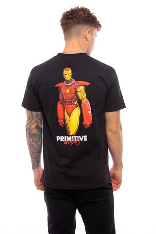 Koszulka Primitive X Marvel Iron Man