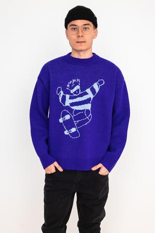 Sweter Polar Skate Dude