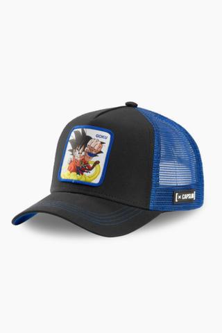 Czapka Capslab X Dragon Ball Z Goku Trucker