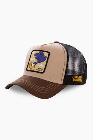 Czapka Capslab X Looney Tunes Road Runner Trucker