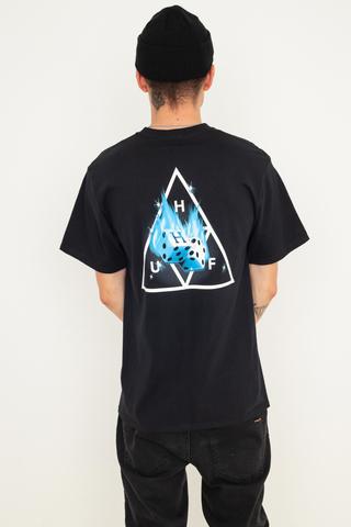 Koszulka HUF Hot Dice Triple Tiangle