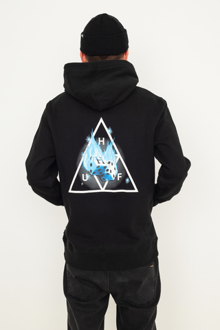 Bluza Kaptur HUF Hot Dice Triple Triangle