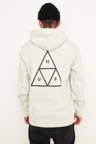 Bluza Kaptur HUF Essential Triple Triangle