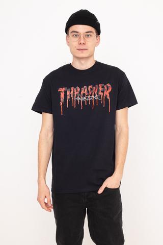 Koszulka Thrasher Blood Drip