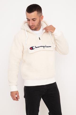Bluza Kaptur Champion Half Zip-Up Polar Fleece