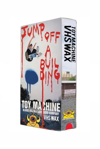 Wosk Toy Machine VHS Wax