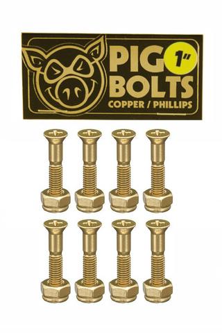 """Montażówki Pig Gold Phillips 1"""""""