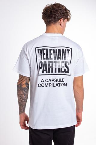 Koszulka Carhartt WIP Parties Vol 1 X RELEVANT PARTIES