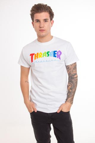 Koszulka Thrasher Rainbow