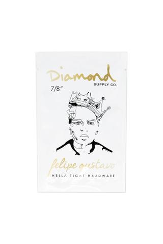 "Montażówki Diamond Supply Felipe Gustavo Pro 7/8"""