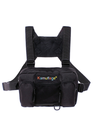 Chest Rig Kamuflage Candy