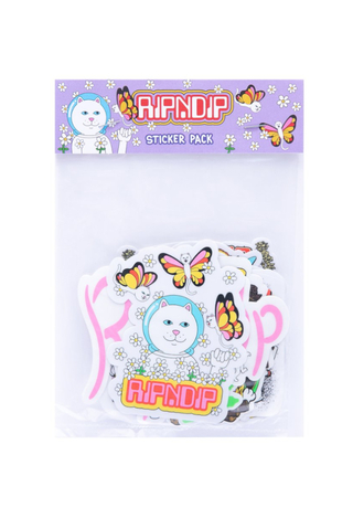 Sticker Pack Ripndip Holiday