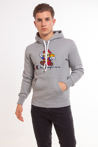 Bluza Kaptur Champion X Super Mario Bros Hoodie