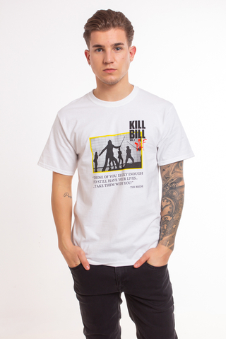 Koszulka HUF X Kill Bill Death List