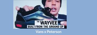 Vans X Tyson Peterson