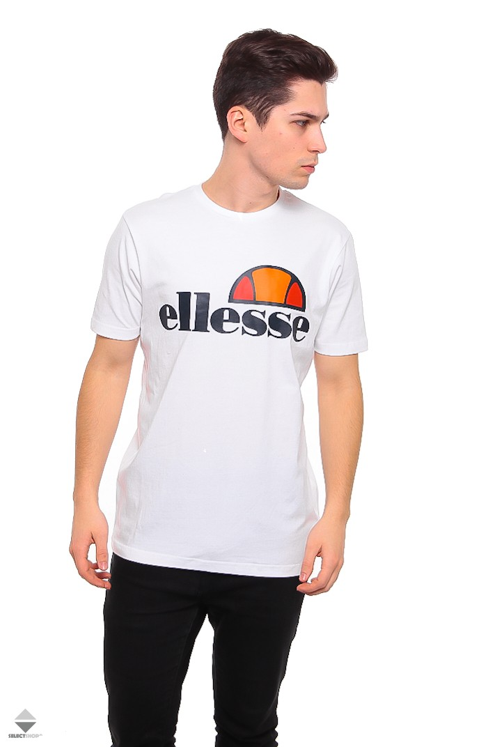 Koszulka męska Ellesse Prado white