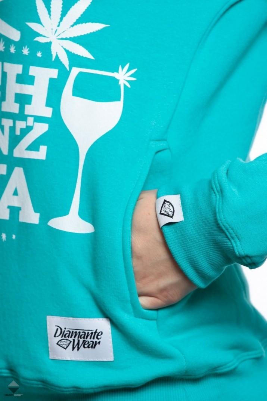 najlepiej online oficjalne zdjęcia sklep internetowy Bluza Diamante Wear Niech Melanż Trwa