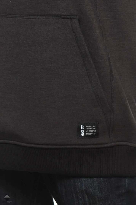 dc22c3c56 Bluza Snowboardowa Nike Ration Grey 615643-032