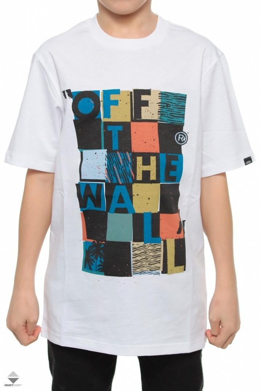koszulka vans Dziecięce