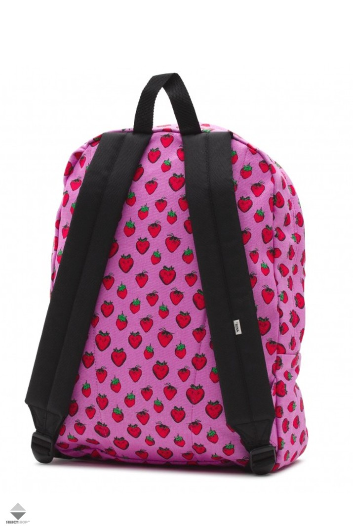 a80d4f67ee34e Plecak Vans Realm Backpack 22L VNZ0IJS Strawberry