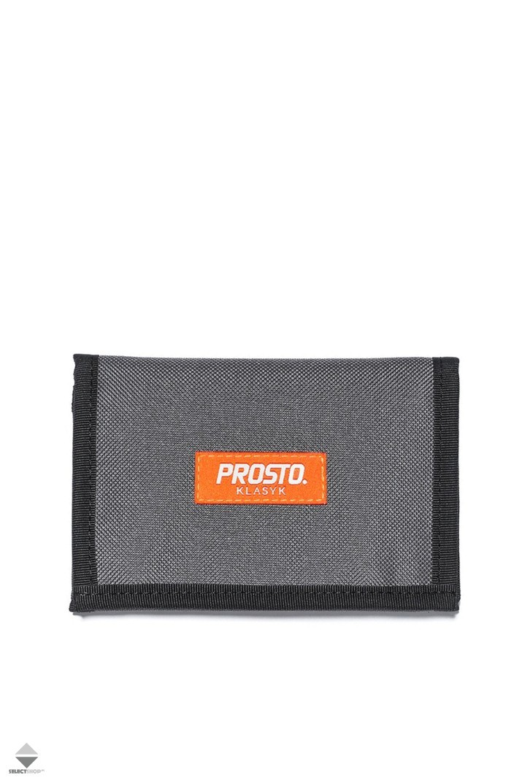 f02e496d492ac Portfel Prosto Core Klasyk 4710 Grey
