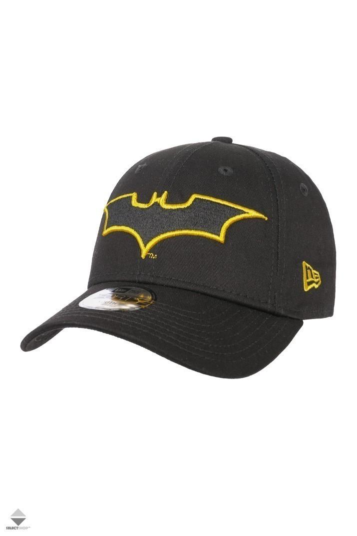 popularna marka rozmiar 40 tak tanio Czapka Dziecięca New Era Batman
