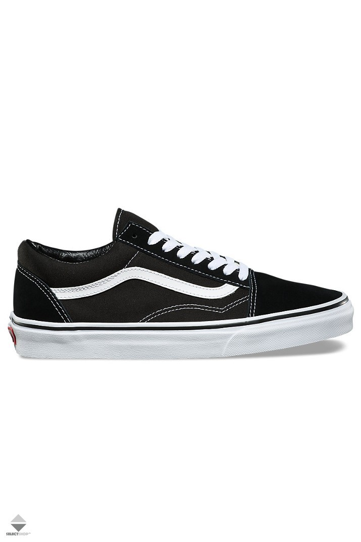 Buty Vans Old Skool Black