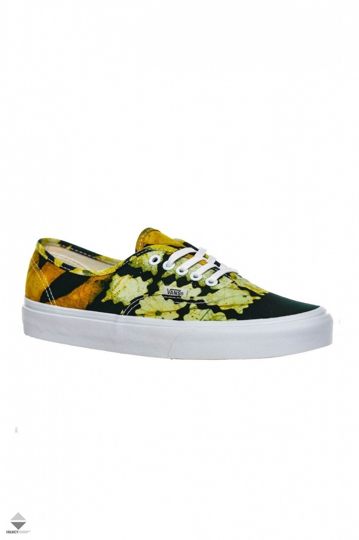 cc9c8bbba5a91 Buty Vans Authentic Della Batik Yellow