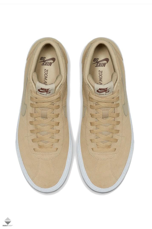 brand new b1945 7a8d1 Buty Damskie Nike Zoom SB Bruin Hi 923112-202 DESERT ORE/DESERT ORE ...