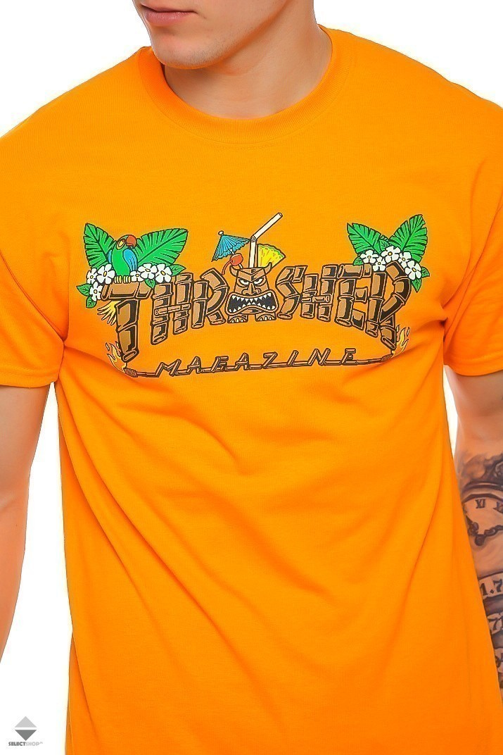 67780cfef ... Koszulka Thrasher Tiki; Koszulka Thrasher Tiki