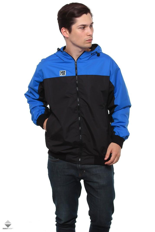 09740cde10502 Kurtka Metoda Sport MH Logo Blue Black