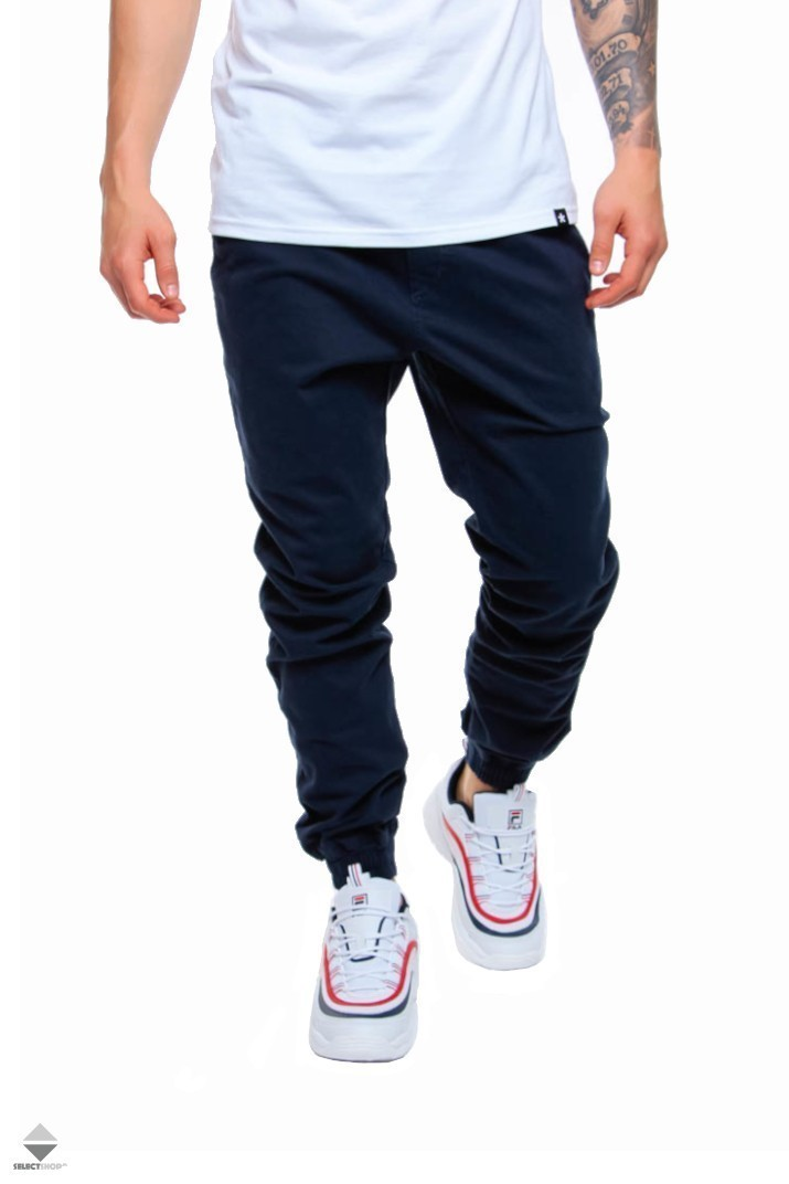 Spodnie New Bad Line Chino Jogger Icon