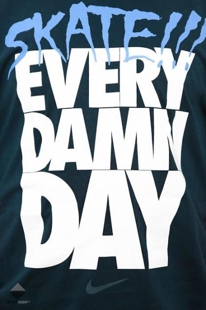 Koszulka Nike Skate Every Damn Day