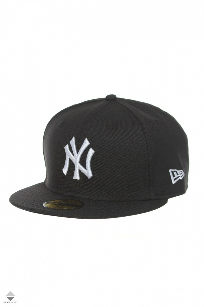 5a5ec0959d5 Czapka New Era New York Yankess Black White