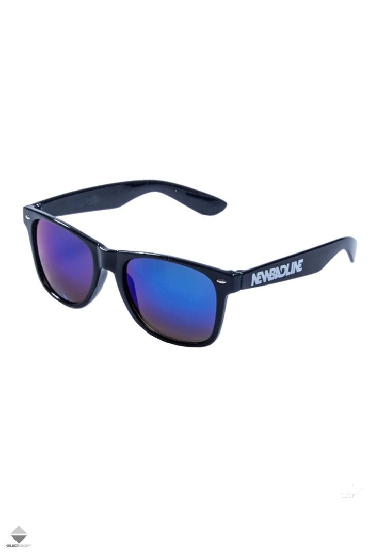 Okulary przeciwsłoneczne Newbadline Classic black 035 kup
