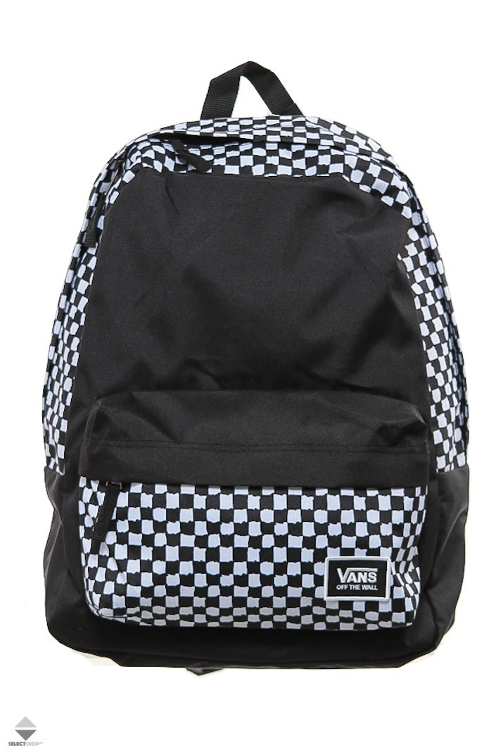 3f46d7915f7d3 Plecak Vans Realm Classic 22L VN0A3UI7YEK1 Black Checkerboard