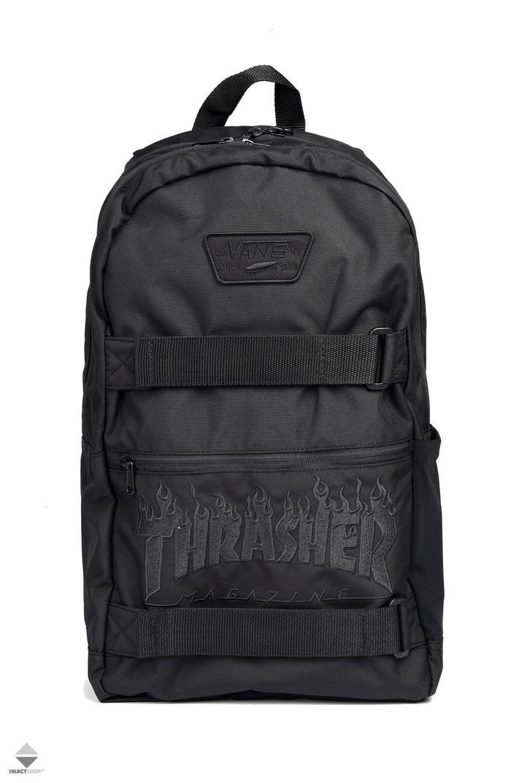 Plecak Vans X Thrasher Authentic III 23L