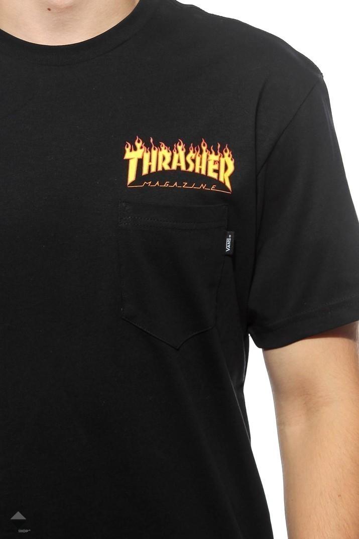 Koszulka Vans X Thrasher SS