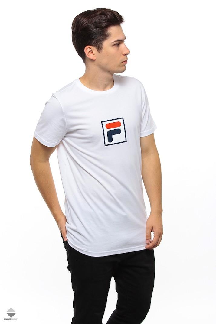 Koszulka męska Fila Evan 2.0 682099 M67 | BIAŁY | kup za 59