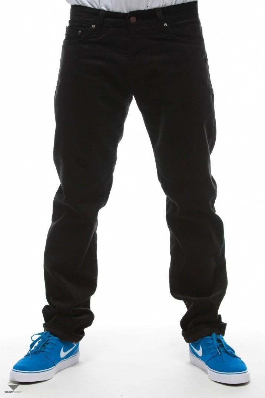 spodnie carhartt klondike pant ii tapered fit black i017779. Black Bedroom Furniture Sets. Home Design Ideas