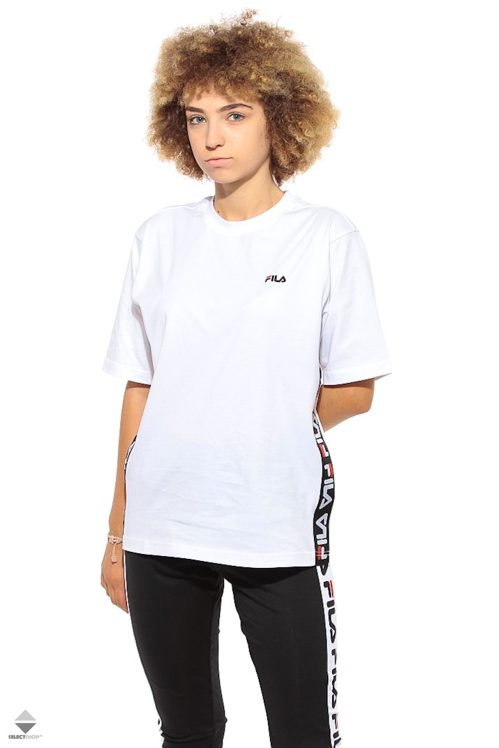 e01c9a83ca625b Koszulka T-shirt Damska Fila Talita 682321-M67 White