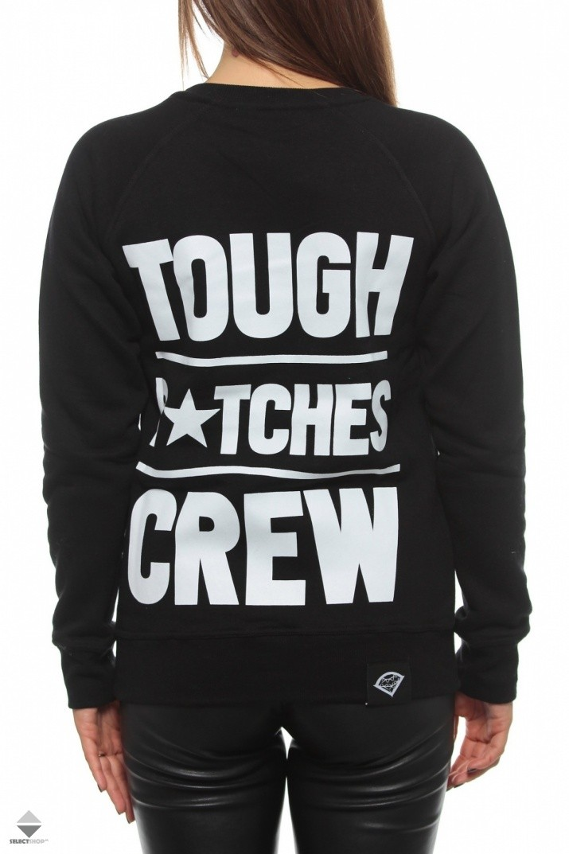 Bluza Diamante Wear Tough Bitches Crew